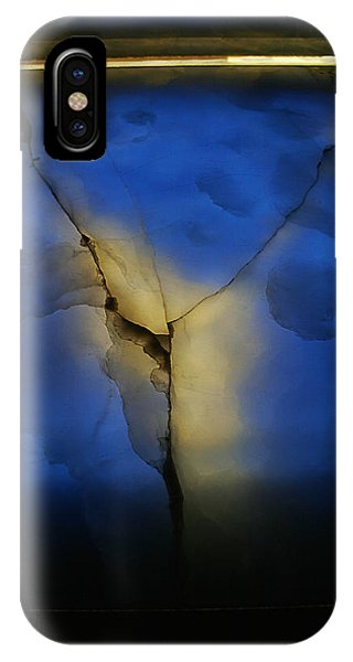 Skc 0243 Cracked Y IPhone Case