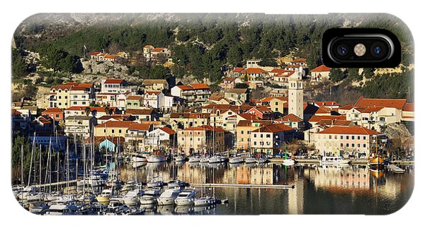 Skradin IPhone Case