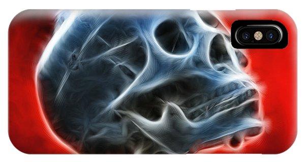Skull #1 IPhone Case