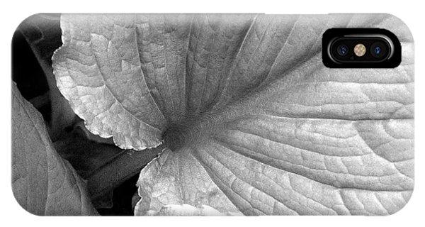 Skunk Cabbage IPhone Case