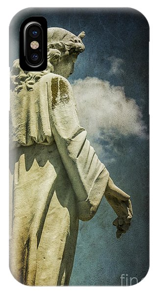 Sky Angel IPhone Case