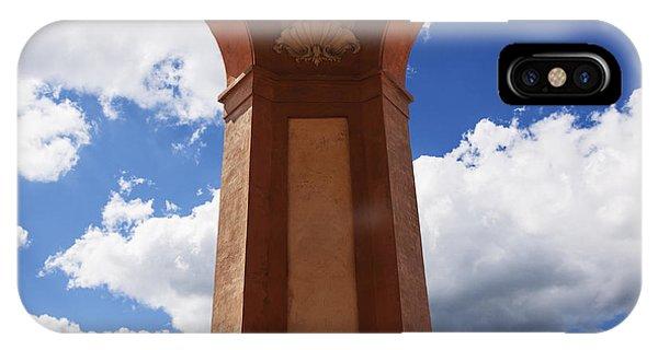 Sky Archs Phone Case by Rostislav Bychkov