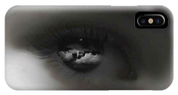 Sky Eye IPhone Case
