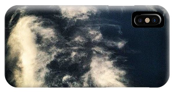 Sky Filled With Angels  Phone Case by Natalya Karavay