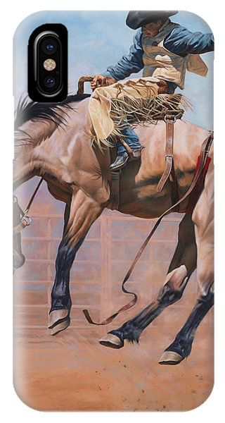 Horse iPhone X Case - Sky High by JQ Licensing
