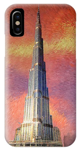 Sky Is The Limit IPhone Case