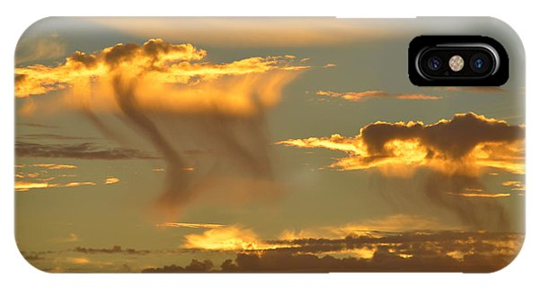 Sky Of Snakes IPhone Case