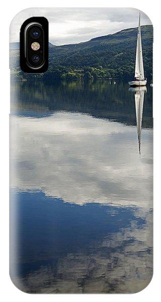 Sky Sailing IPhone Case