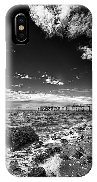 Sky To Shore IPhone Case