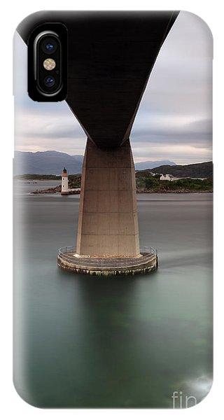 Skye Bridge At Sunset IPhone Case