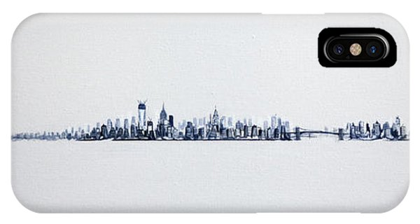 Skyline 10x30-2 IPhone Case