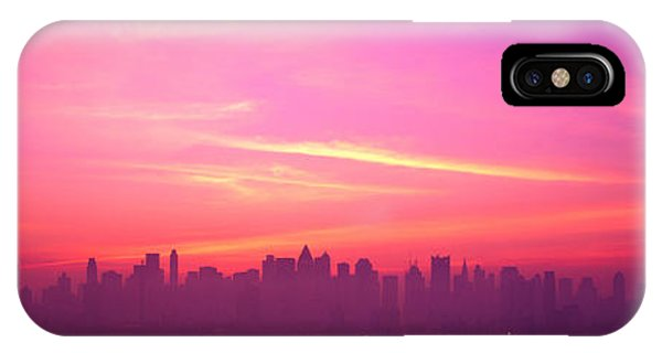 Skyline, Nyc, New York City, New York IPhone Case