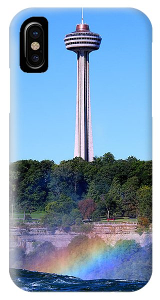 Skylon Tower Niagara Falls IPhone Case