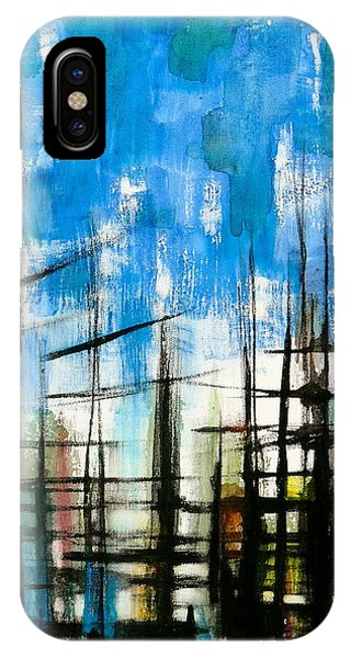Skyscape IPhone Case