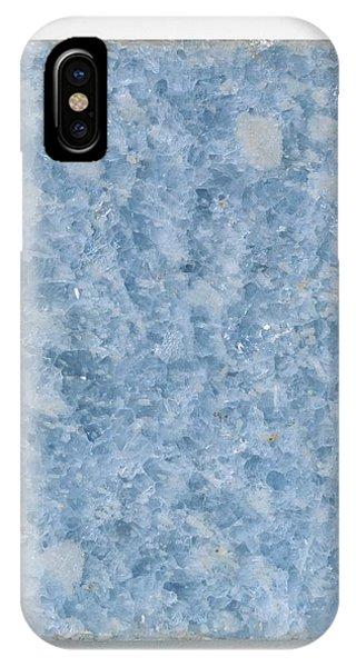 Slab Of Blue Marble Phone Case by Dorling Kindersley/uig