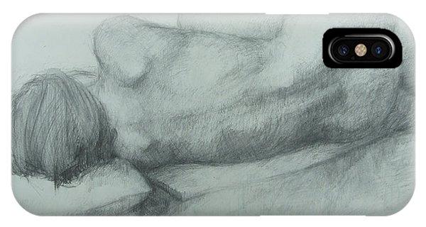 Sleep Phone Case by Cynthia Harvey