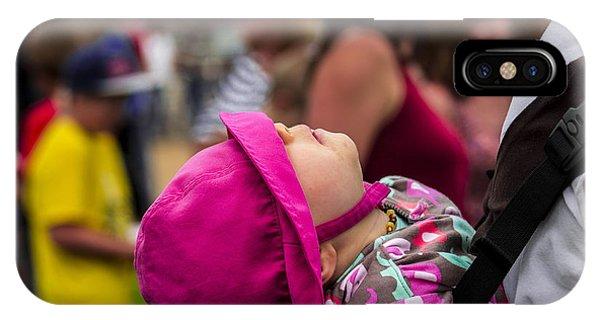 Sleep Like A Baby Phone Case by Missy Boone
