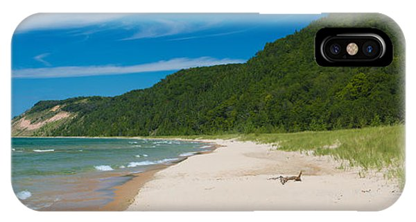 Sleeping Bear Dunes National Lakeshore IPhone Case