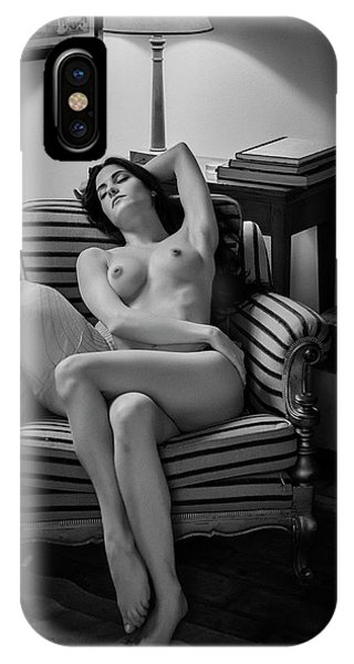 Home iPhone Case - Sleeping Beauty by Fabrizio Micheli