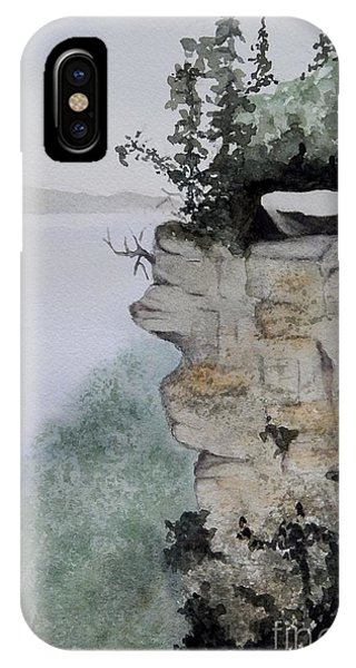 Sleeping Giant Overlook IPhone Case