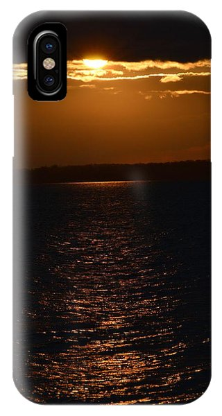 Slice Of Sun IPhone Case