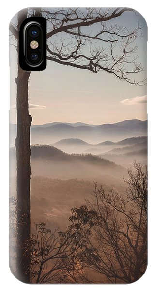 Slice Of The Smokies IPhone Case