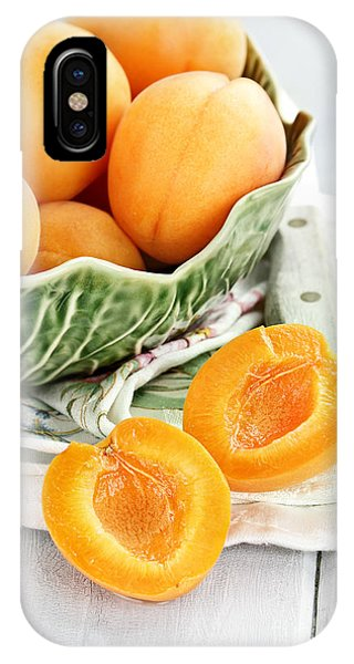 Sliced Nectarines  IPhone Case