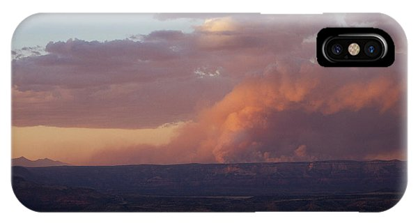 Slide Fire Sunset IPhone Case