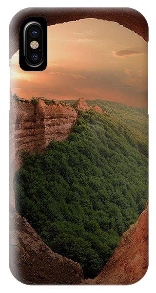 Spain iPhone Case - Slip Down by Sergio Abevilla