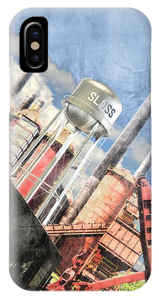Sloss Furnace IPhone Case