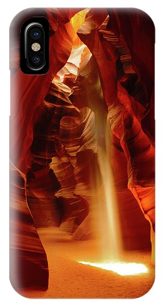 iPhone Case - Slot Canyon, Upper Antelope Canyon by Michel Hersen