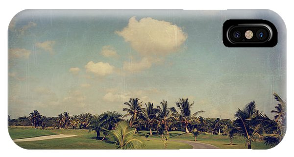 Golf iPhone Case - Slow And Steady by Laurie Search