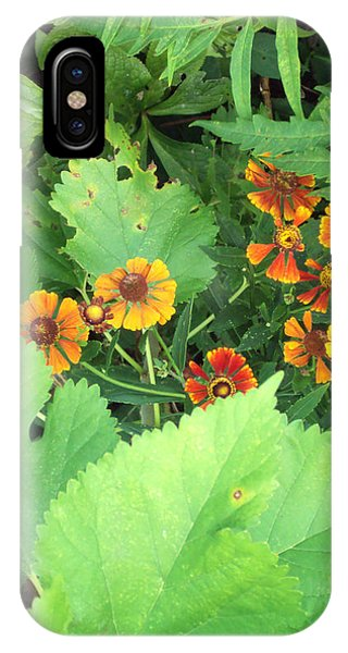 Small Flowers Phone Case by Cynthia Harvey