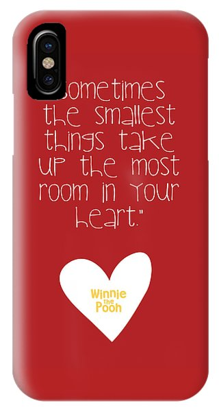 Smallest Things IPhone Case