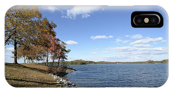 Smith Mountain Lake State Park - Virginia IPhone Case