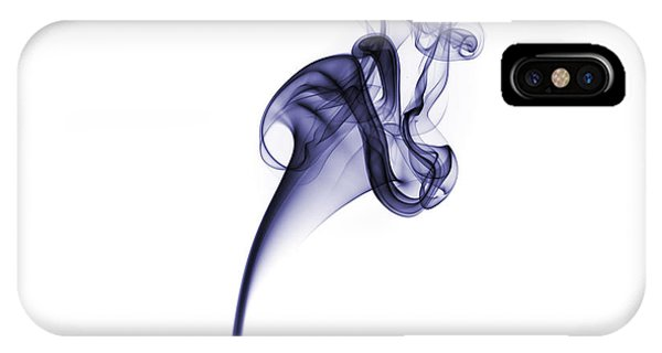 Smoke Pattern IPhone Case