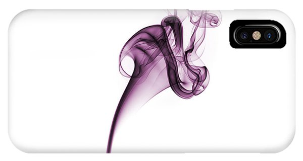 Smoke Swirl IPhone Case