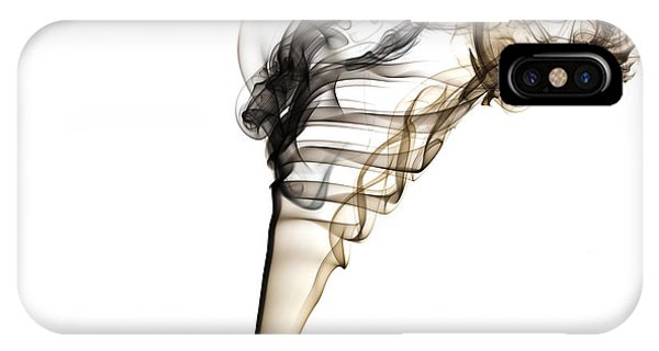 Smoke Trails IPhone Case