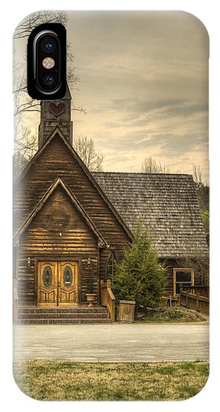 Smokey Mountain Love Chapel 2 IPhone Case