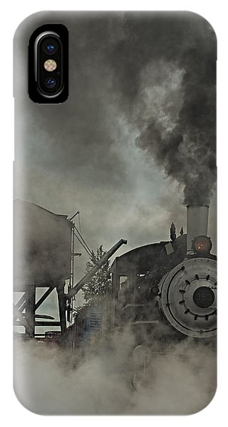 Smokin Engine 353 IPhone Case