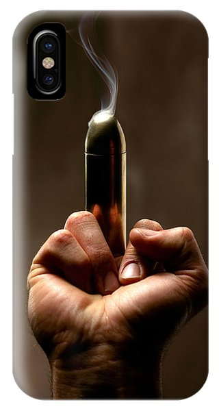 Take A Bullet ... IPhone Case