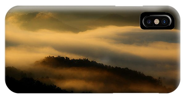 Smoky Mountain Spirits IPhone Case