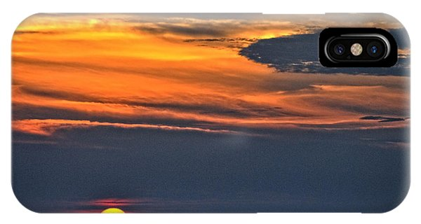 Smoky Mountain Sunset 1 IPhone Case