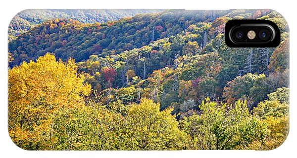 Smoky Mountain Valley IPhone Case