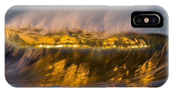Smooth Crest  73a1818 IPhone Case