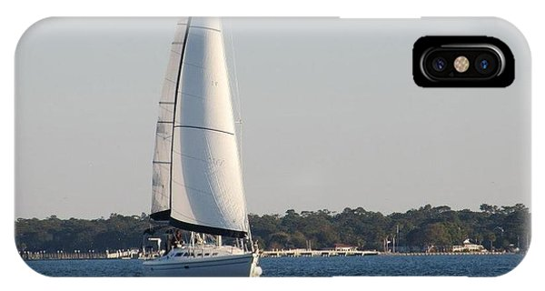 Smooth Sailing Carolina IPhone Case