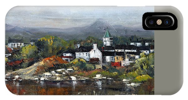 Kerry... Sneem Village  IPhone Case