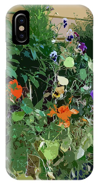 Snohomish Flowerbox 					 IPhone Case