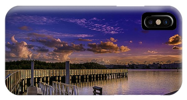 Snook Island IPhone Case