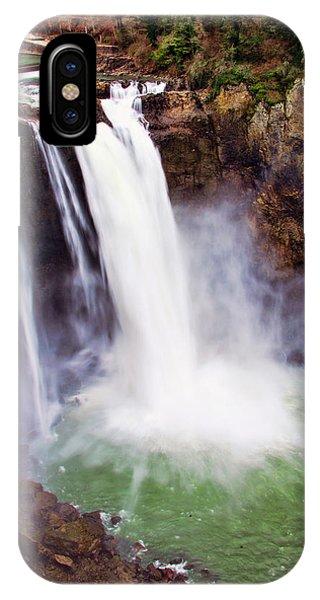 Snoqualmie Falls IPhone Case